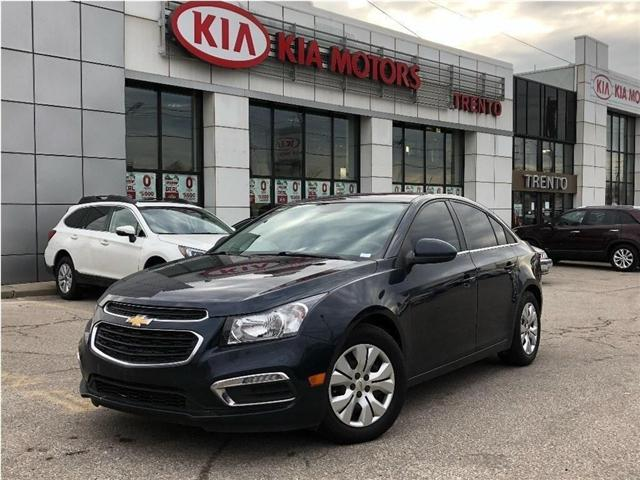 2016 Chevrolet Cruze Limited 1LT (Stk: U265) in North York - Image 9 of 21