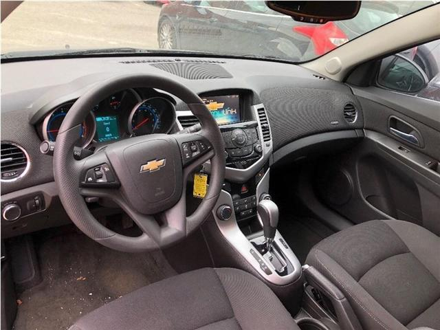 2016 Chevrolet Cruze Limited 1LT (Stk: U265) in North York - Image 12 of 21
