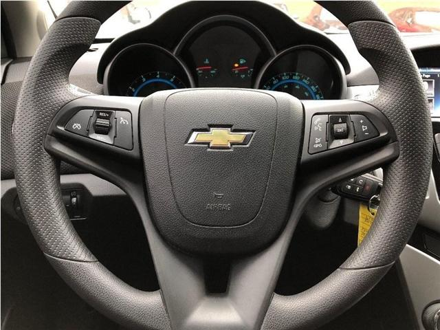 2016 Chevrolet Cruze Limited 1LT (Stk: U265) in North York - Image 15 of 21