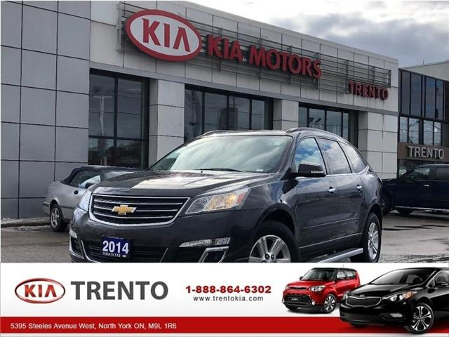 2014 Chevrolet Traverse 1LT (Stk: U207A) in North York - Image 1 of 23
