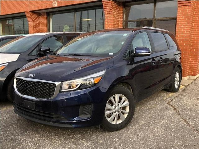 2018 Kia Sedona LX+ (Stk: SF109) in North York - Image 2 of 2