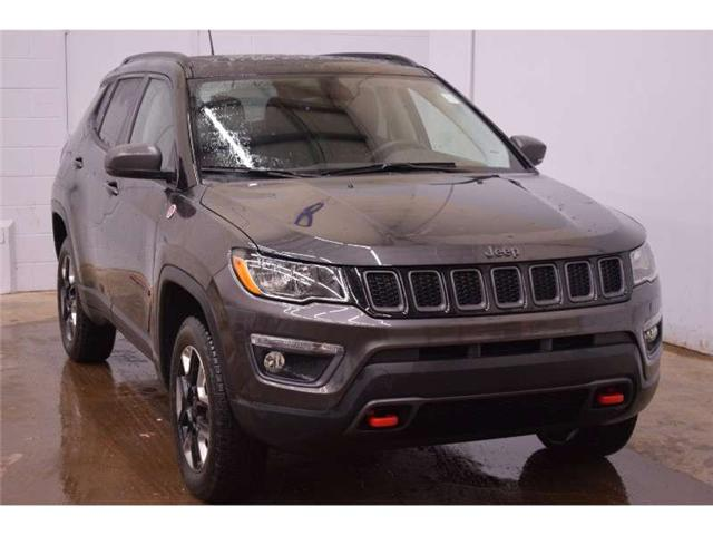 2018 Jeep Compass TRAILHAWK 4X4 - NAV * HTD SEATS * BACKUP CAM (Stk: B3163) in Cornwall - Image 2 of 30