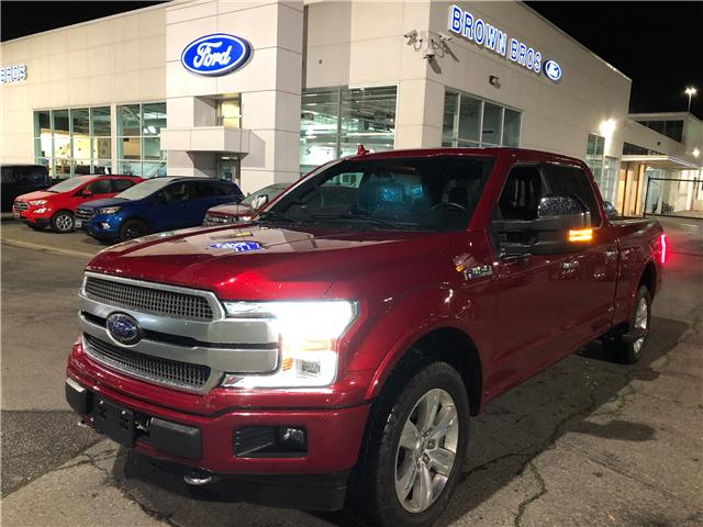 2018 Ford F-150 Platinum 1FTFW1E54JFA20429 RP1913 in Vancouver