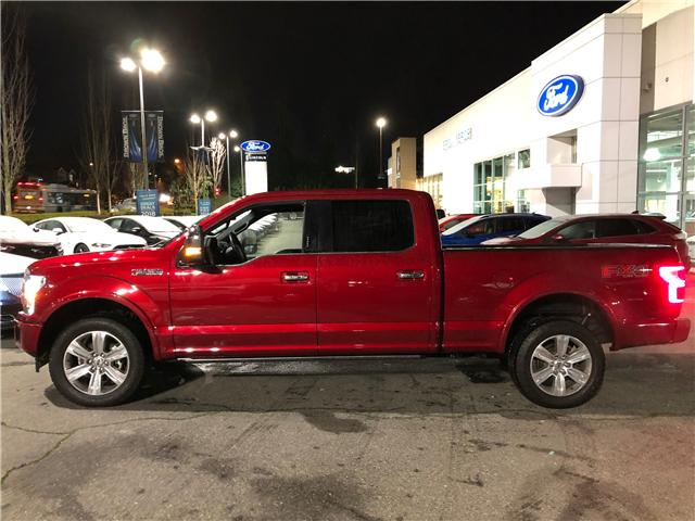 2018 Ford F-150 Platinum (Stk: RP1913) in Vancouver - Image 2 of 24