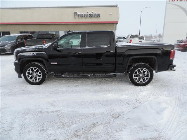 2017 GMC Sierra 1500 SLT (Stk: 185622) in Brandon - Image 1 of 20