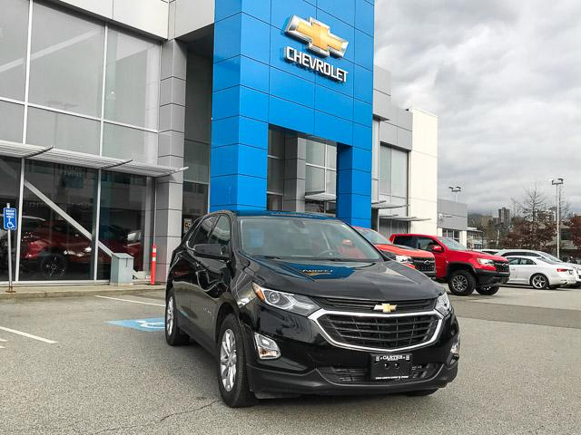 2018 Chevrolet Equinox LT (Stk: 971930) in North Vancouver - Image 2 of 28