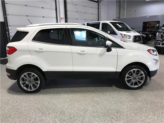 2018 Ford EcoSport Titanium (Stk: P11930) in Calgary - Image 4 of 17
