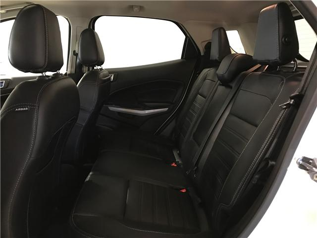 2018 Ford EcoSport Titanium (Stk: P11930) in Calgary - Image 10 of 17