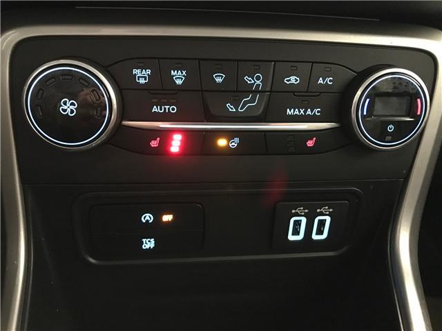 2018 Ford EcoSport Titanium (Stk: P11930) in Calgary - Image 14 of 17