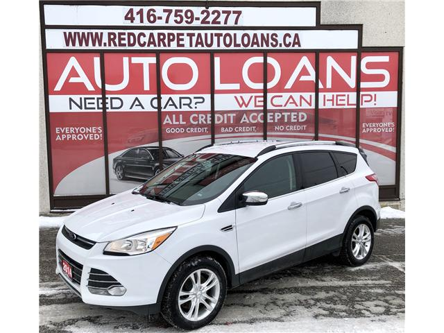 2014 Ford Escape SE (Stk: D27365) in Toronto - Image 1 of 15
