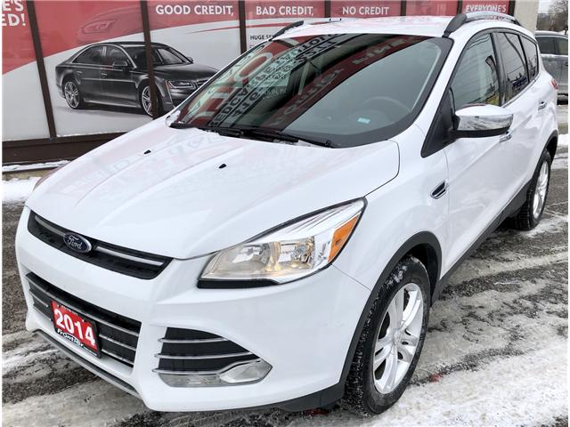 2014 Ford Escape SE (Stk: D27365) in Toronto - Image 2 of 15