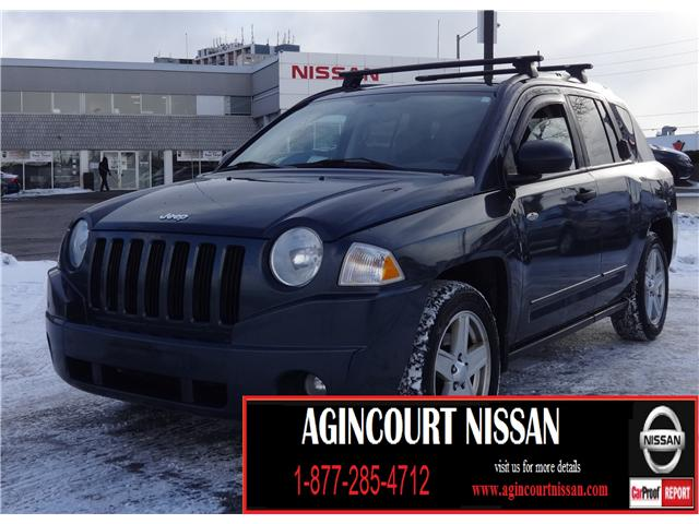2008 Jeep Compass Sport/North (Stk: U12247B) in Scarborough - Image 1 of 14