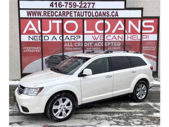2013 Dodge Journey R/T (Stk: -) in Toronto - Image 1 of 16