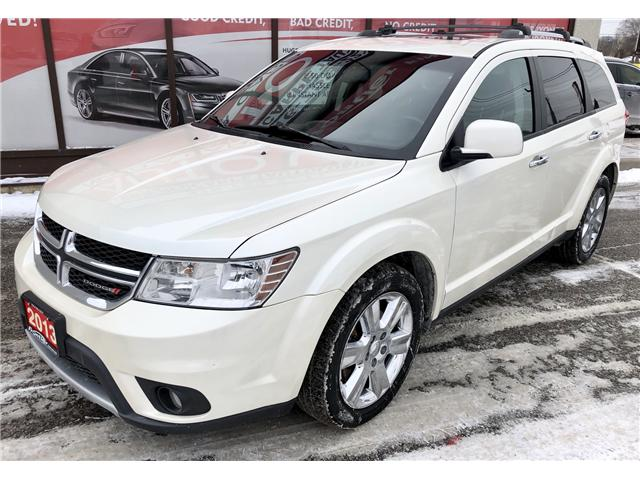 2013 Dodge Journey R/T (Stk: -) in Toronto - Image 2 of 16