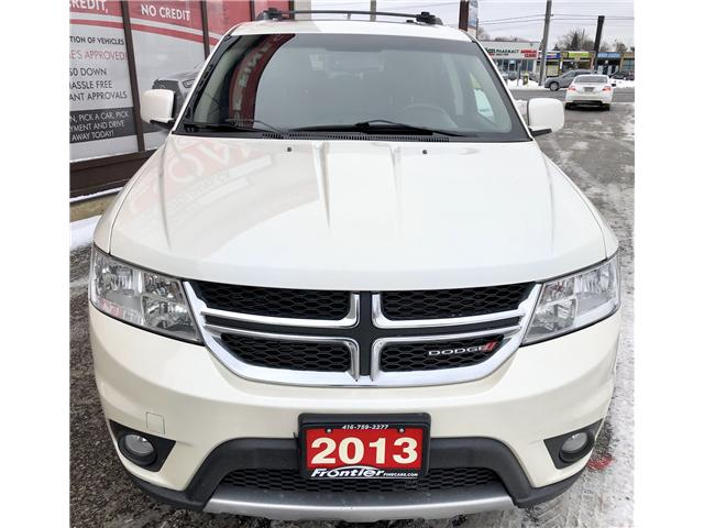 2013 Dodge Journey R/T (Stk: -) in Toronto - Image 3 of 16