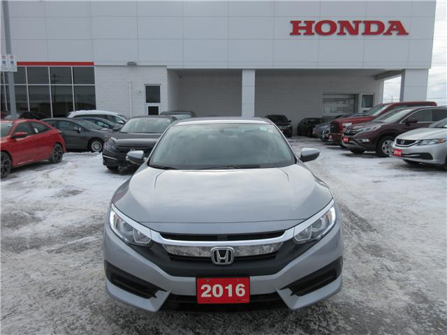 2016 Honda Civic LX (Stk: SS3333) in Ottawa - Image 2 of 11