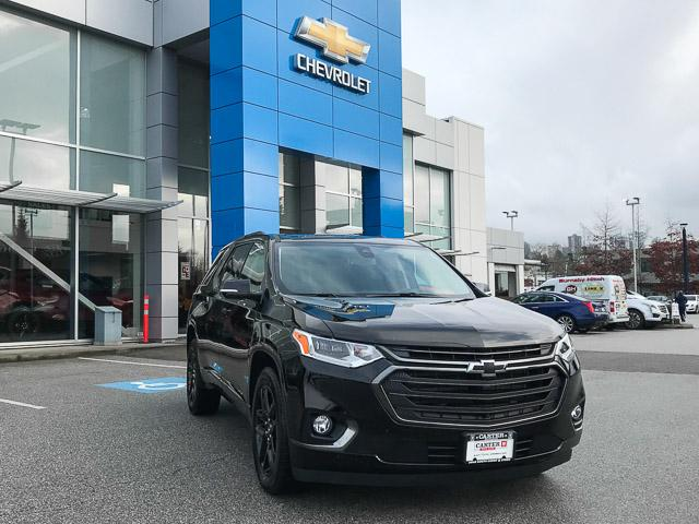 2019 Chevrolet Traverse Premier (Stk: 9TR88750) in North Vancouver - Image 2 of 14