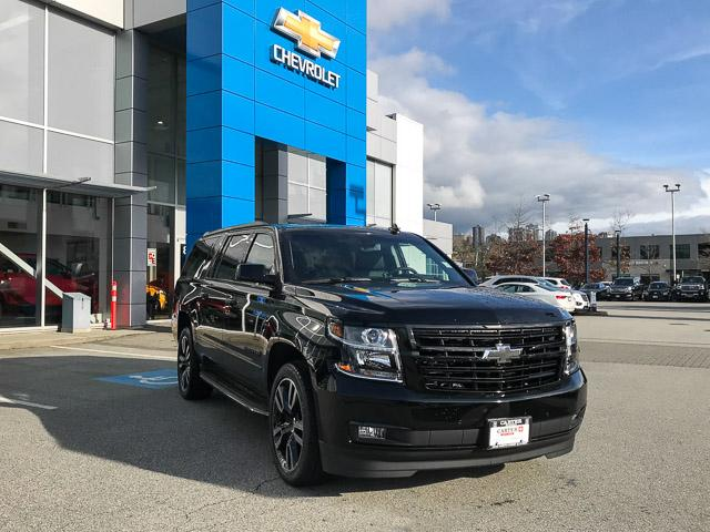 2019 Chevrolet Suburban Premier (Stk: 9U24940) in North Vancouver - Image 2 of 14
