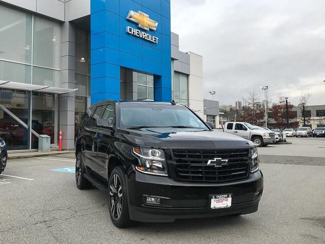 2019 Chevrolet Tahoe Premier (Stk: 9TA31370) in North Vancouver - Image 2 of 16