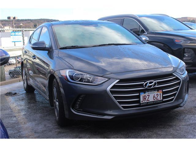 2018 Hyundai Elantra GL SE (Stk: 82188) in Saint John - Image 1 of 2
