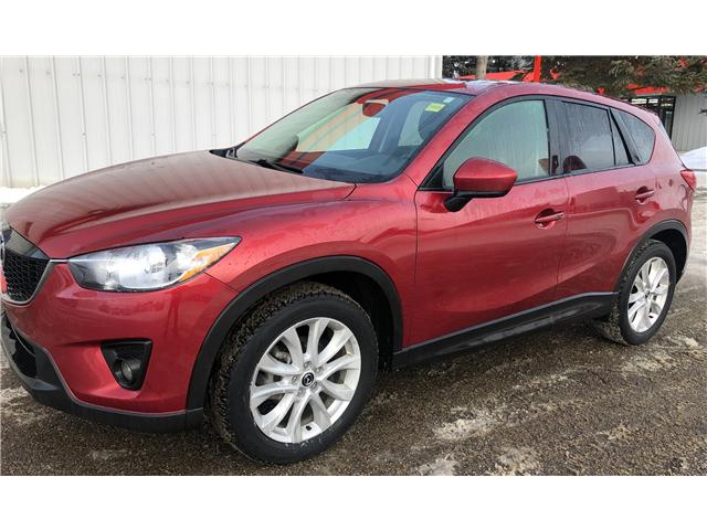 2013 Mazda CX-5 GT (Stk: P0847) in Edmonton - Image 2 of 5