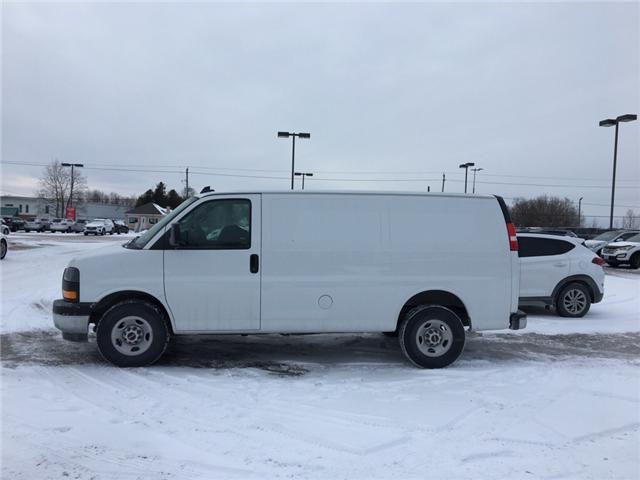 2018 GMC Savana 2500 Work Van (Stk: P31111) in Smiths Falls - Image 2 of 7