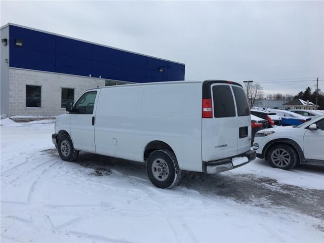 2018 GMC Savana 2500 Work Van (Stk: P31111) in Smiths Falls - Image 3 of 7