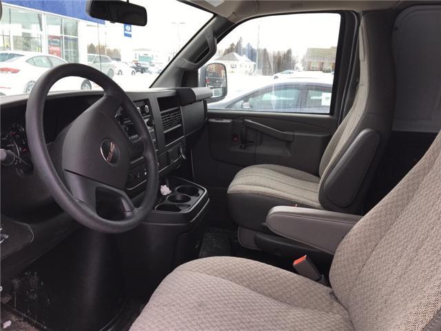 2018 GMC Savana 2500 Work Van (Stk: P31111) in Smiths Falls - Image 6 of 7