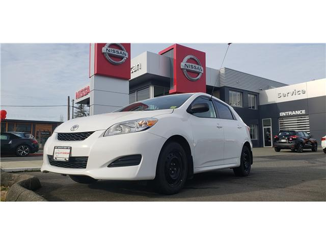 2013 Toyota Matrix Base (Stk: 8P8645A) in Duncan - Image 1 of 3