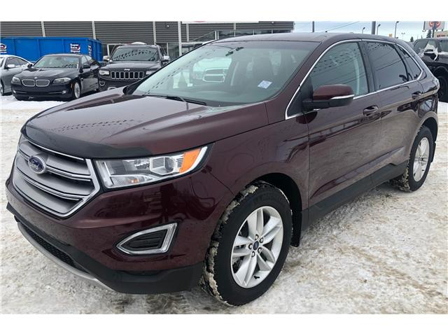 2017 Ford Edge SEL (Stk: P0851) in Edmonton - Image 2 of 12