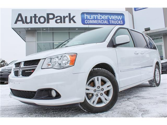 2017 Dodge Grand Caravan Crew (Stk: apr2939) in Mississauga - Image 1 of 24