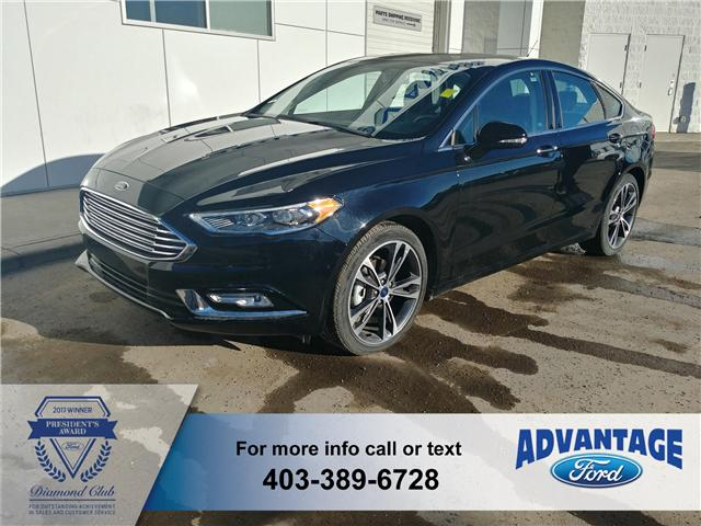 2018 Ford Fusion Titanium (Stk: 5380) in Calgary - Image 1 of 19