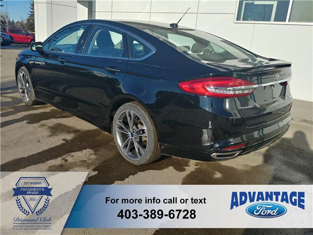 2018 Ford Fusion Titanium (Stk: 5380) in Calgary - Image 17 of 19