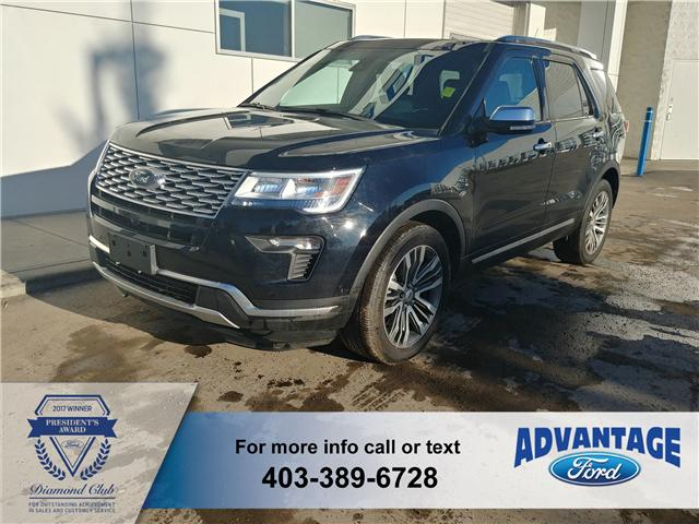2018 Ford Explorer Platinum (Stk: 5382) in Calgary - Image 1 of 21