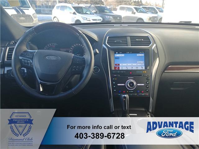 2018 Ford Explorer Platinum (Stk: 5382) in Calgary - Image 5 of 21