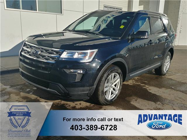 2018 Ford Explorer XLT (Stk: 5385) in Calgary - Image 1 of 21
