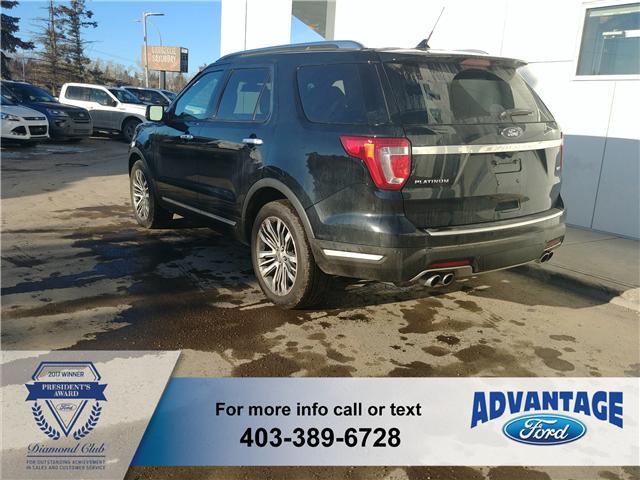 2018 Ford Explorer Platinum (Stk: 5382) in Calgary - Image 17 of 21