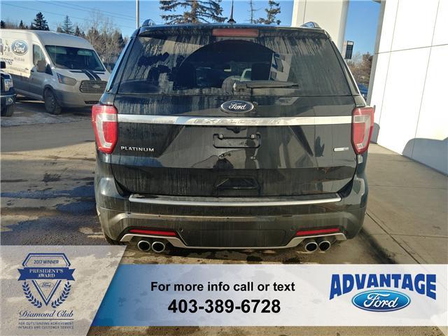 2018 Ford Explorer Platinum (Stk: 5382) in Calgary - Image 18 of 21