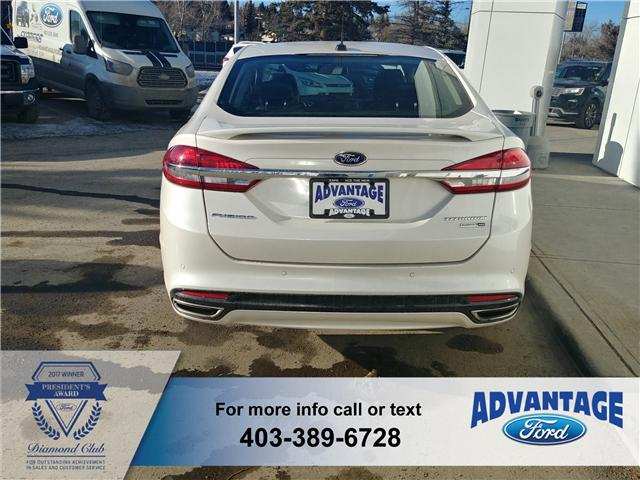 2018 Ford Fusion Titanium (Stk: 5386) in Calgary - Image 18 of 19