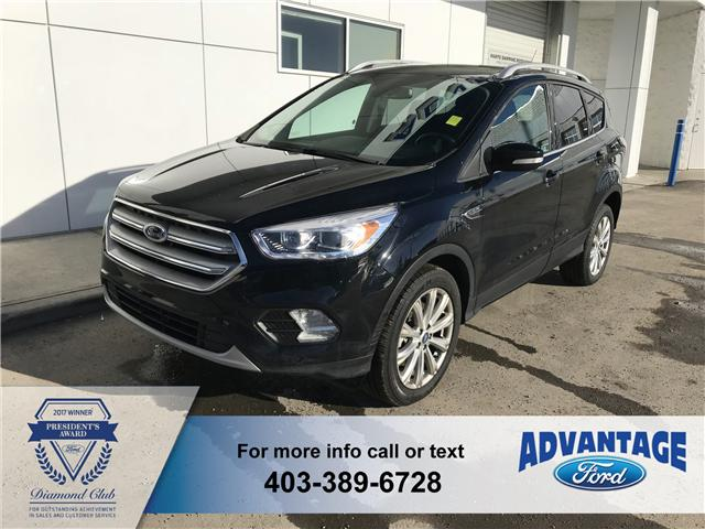 2018 Ford Escape Titanium (Stk: 5387) in Calgary - Image 1 of 17
