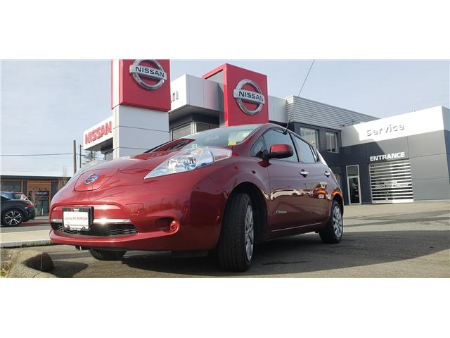 2013 Nissan LEAF  (Stk: 9L1789A) in Duncan - Image 1 of 3