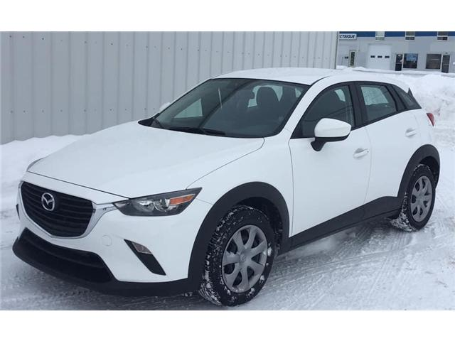 2016 Mazda CX-3 GX (Stk: 6105A) in Alma - Image 1 of 13