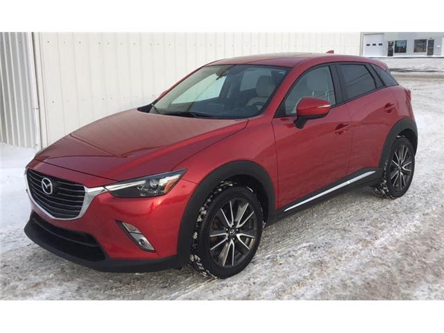 2017 Mazda CX-3 GT (Stk: 1215) in Alma - Image 1 of 19