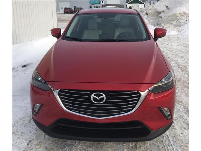 2017 Mazda CX-3 GT (Stk: 1215) in Alma - Image 4 of 19