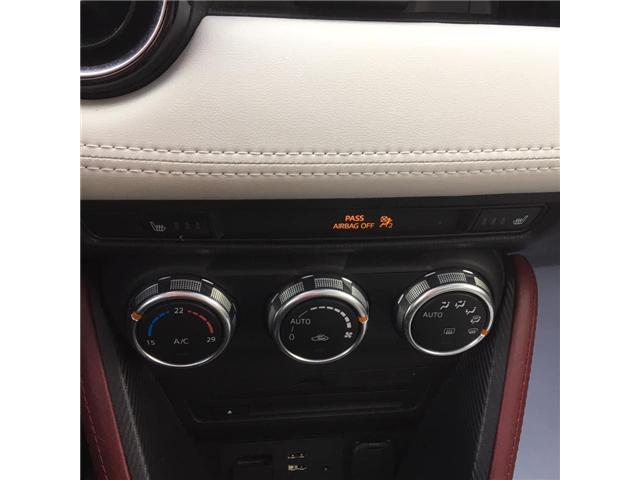 2017 Mazda CX-3 GT (Stk: 1215) in Alma - Image 13 of 19