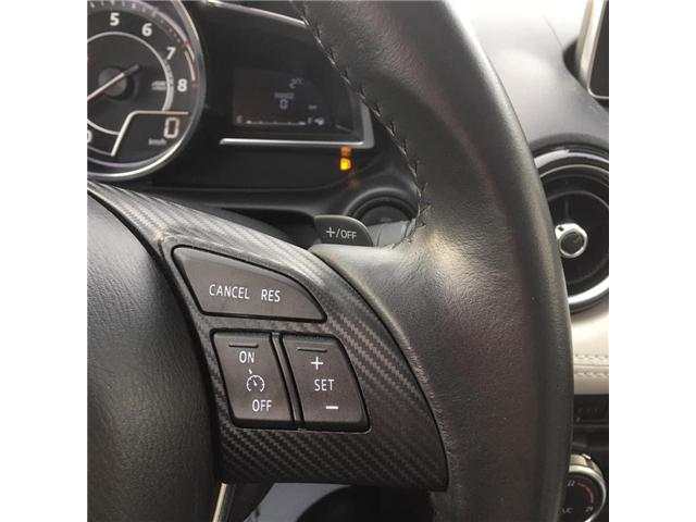 2017 Mazda CX-3 GT (Stk: 1215) in Alma - Image 14 of 19