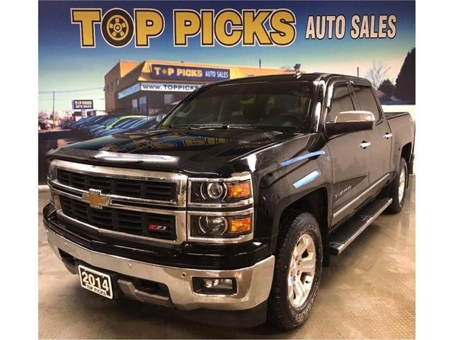 2014 Chevrolet Silverado 1500  (Stk: 465323) in NORTH BAY - Image 1 of 27