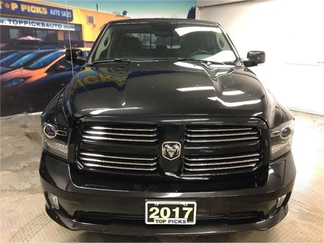 2017 RAM 1500 Sport (Stk: 607142) in NORTH BAY - Image 2 of 29