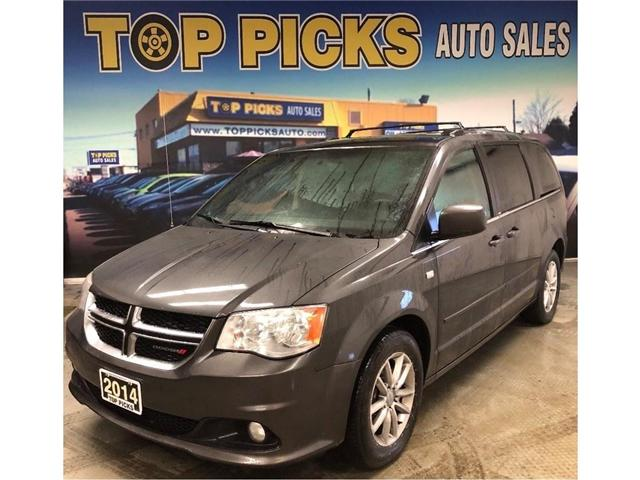2014 Dodge Grand Caravan SE/SXT (Stk: 316087) in NORTH BAY - Image 1 of 30