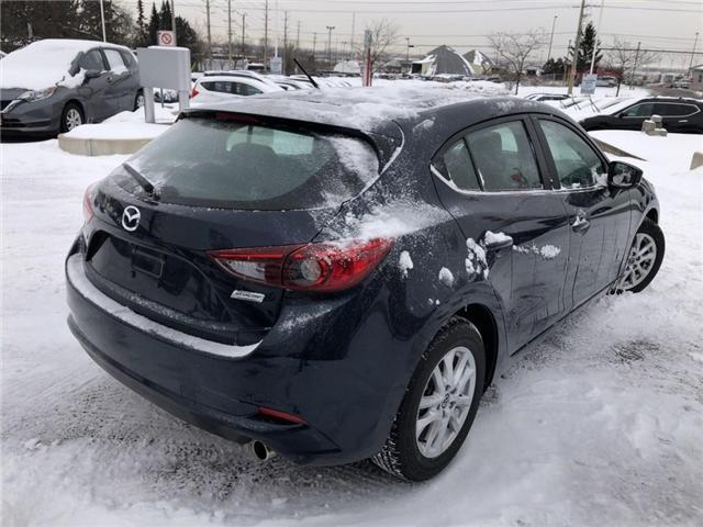 2018 Mazda Mazda3 Sport CONVENIENCE PKG | CERTIFIED (Stk: P0613) in Mississauga - Image 5 of 19